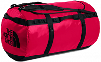 Баул The North Face Base Camp Duffel - XXL Red/Black