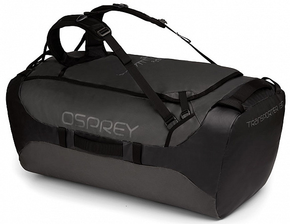 Баул Osprey Transporter 130 Black - Фото 1 большая