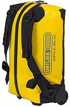 Баул на колесах Ortlieb Duffle RG 34 л Sunyellow/Black
