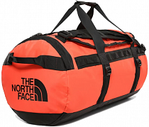 Баул The North Face Base Camp Duffel - M Flare/TNF Black