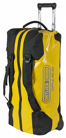 Баул Ortlieb Duffle RG 60 Yellow/Black - Фото 1 большая