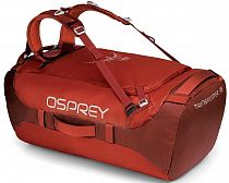 Баул Osprey Transporter 95 Ruffian Red