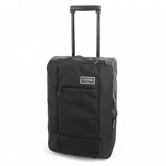 Сумка на колесах Dakine Carry On Eq Roller 40 л Black