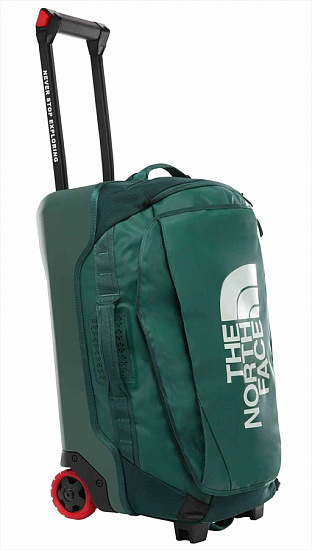 Сумка на колесах The North Face Rolling Thunder 22 Night Green/Tin Grey - Фото 1 большая