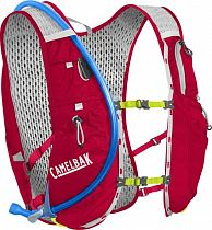 Рюкзак CamelBak Ultra 10 л Vest Crimson Red/Lime