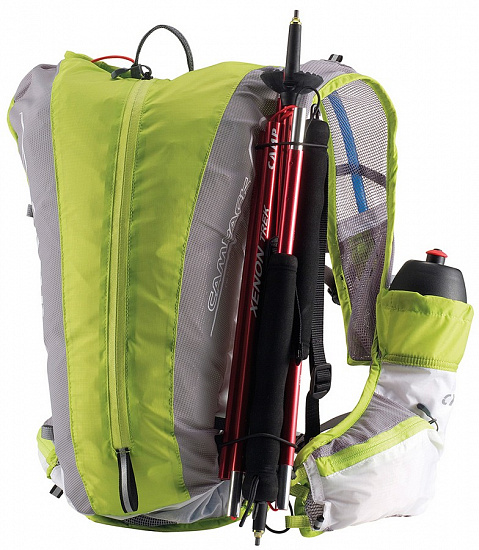 Рюкзак Camp Trail Vest Light Green/White - Фото 1 большая