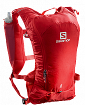 Рюкзак Salomon Agile 6 Set Goji Berry