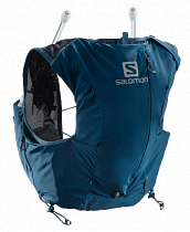 Рюкзак Salomon Adv Skin 8 Set Poseidon/Night Sky