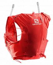 Рюкзак Salomon Adv Skin 8 Set Cayenne
