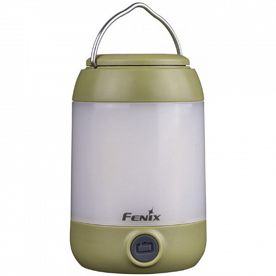 Фонарь Fenix CL23 Green - Фото 1 большая